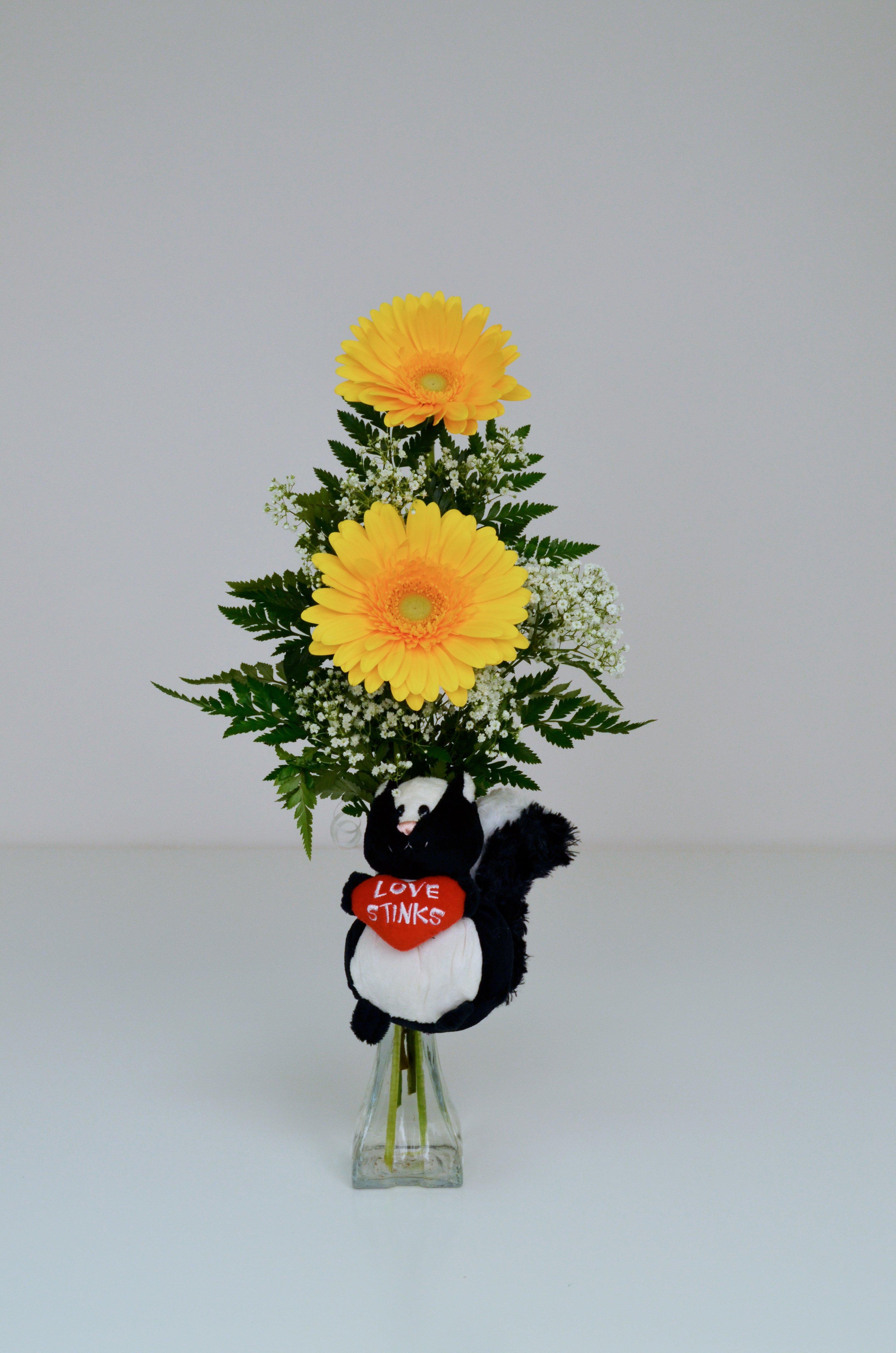 Anti-Valentines day bouquet
