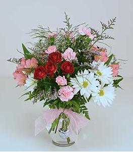 Love Is... bouquet