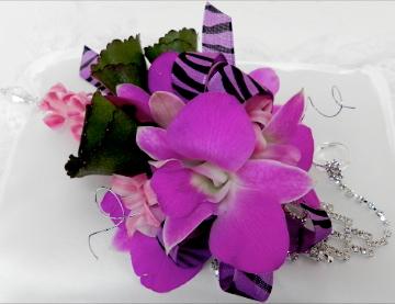 Dendrobium Orchid Corsage Avon, IN