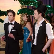 Glee Prom Flowers 2012 Kurt Blaine