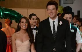 Glee Prom Flowers 2012 Rachel Finn