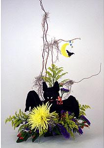 Bat Webkinz flowers