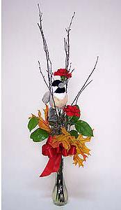 Bird Webkinz bouquet