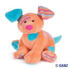 Patchy Puppy by Webkinz