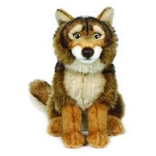 Red Wolf Webkinz Indianapolis