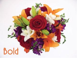 bold fontsflowers