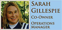 Sarah Gillespie