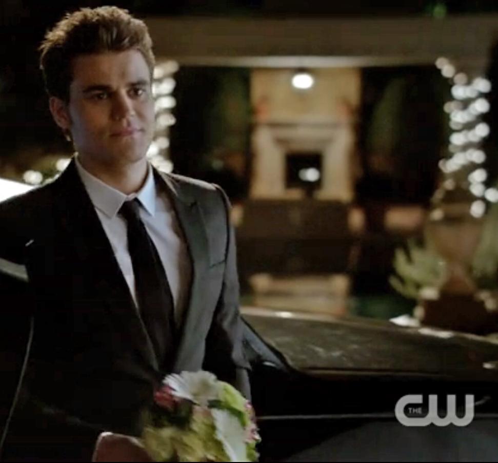 Vampire hand tied prom flowers