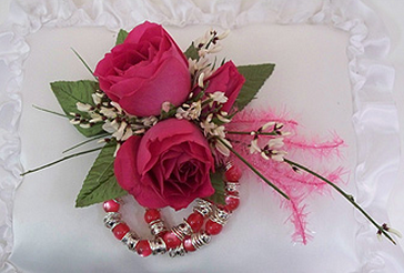 perfect corsage for vampire diaries