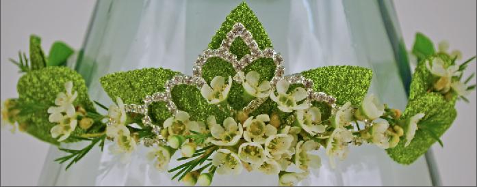 Goddess Prom Tiara crown