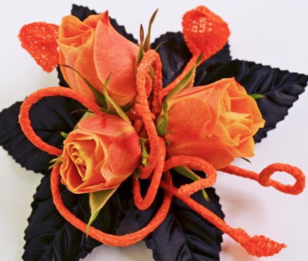 Fire Island Flex Wrap Prom flowers