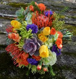 tropicalcolorbouquet